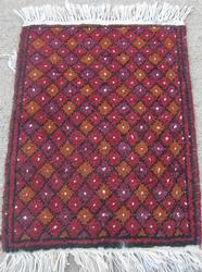 Charming Fine Meshg-Abad Design Rug, 1.5sqft