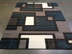 Stunning Designer Contemporary Carved Area Rug 8x10