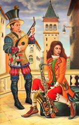 AMAZING ORIGINAL BY Edgar Barrios