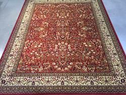 Detailed Traditional Allover Sarouk Design Rug 8x10