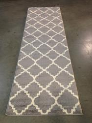 Trendy And Fashion Lattice Design Area 10ft Runner