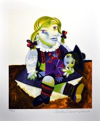 LIMITED EDITION PABLO PICASSO GICLEE