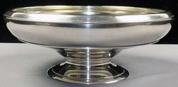 STUNNING STERLING SILVER COMPOTE