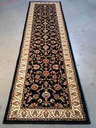 Superb Traditional Classic Mahal Design 10ft Runner