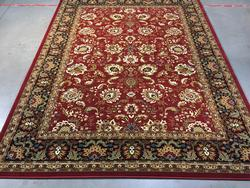Classic Detailed & Intricate Traditional Area Rug 8x11
