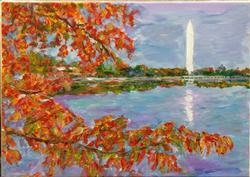 Beautiful Zvi Porath Original Oil On Canvas
