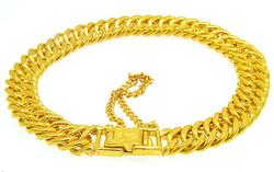 Over 30 gram 22kt Gold Elegant Bracelet, Great Quality!
