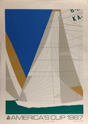 Franco Costa L.E. Color Serigraph