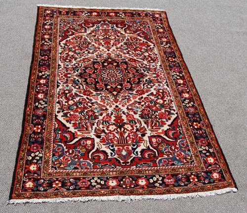 Highly Detailed Semi Antique Persian Lilian 5.4x8.3
