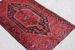 Beautiful Semi Antique Persian Nahavand 4.7x7.5