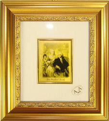 Very Collectible Italian Handmade Portrait
