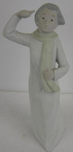 Number 147 collectible porcelain hummelwerk