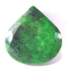 Gigantic 246 Carat Emerald Pear (Teardrop) Gemstone