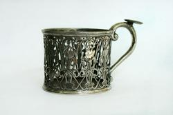 Admirable Russian XIX Century Fraget Cup-holder