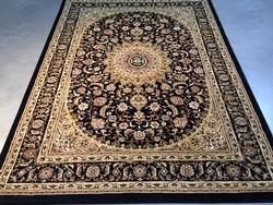 Traditional Classic Medallion Design Area Rug 8x11