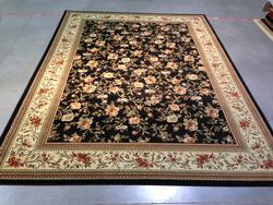 Premium Transitional Floral Design Rug  8x11