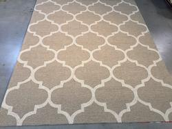 Premium Quality Hand Made Moroccan Tile Design  Rug 8x10