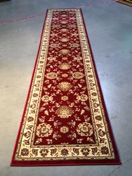Traditional Classic Allover 12 Ft Runner