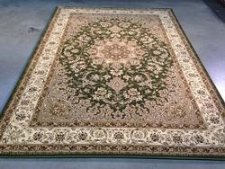 Stunning Traditional Medallion Design Area Rug 7x10