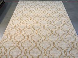 Decorative Contemporary Moroccan Lattic Design  Rug 8x11