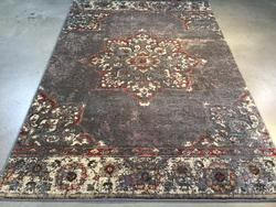 Classic Vintage Reproduction Distress Design Rug 8x11