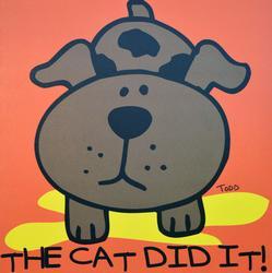 Todd Goldman The Cat Did It
