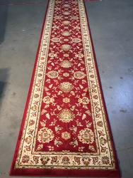 Classic Detailed & Decorative 12 Ft Runner