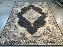 Magnificent Belgium Made Vintage Reproduction Rug 8x11
