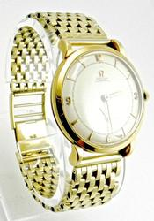 Men's 18k Omega Automatic Watch