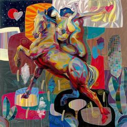 STUNINGLY BEAUTIFUL ART BY TADEO ZAVALETA