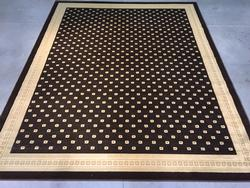 Decorative Solid Pin Design Area Rug 8x10