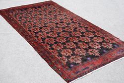 Great Looking Allover Floral Persian Kermanshah