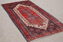 Visually Appealing Semi Antique Persian Kermanshah 4.9x9.5