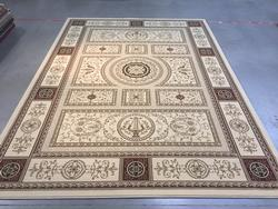 Classic French Palace Design Area Rug 8x11
