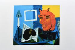 Highly Collectable Pablo Picasso Limited