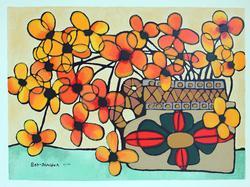 Colorful Avi Ben-Simhon Autumn