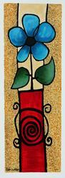 Gorgeous Avi Ben-Simhon Bud Vase