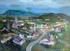 Original Oil on Canvas by Zwarenstein