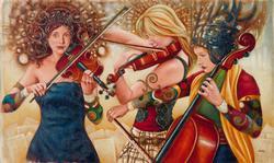 Dazzling piece by Edgar Barrios
