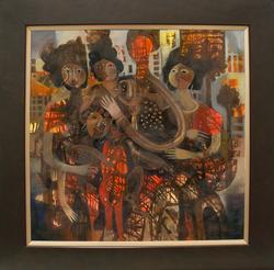 Beautiful piece by Claudio Chunga