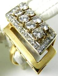 Fabulous 3.00cts+ Diamond Ring