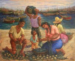 Dazzling piece  by Roger Vejarano Mezarina