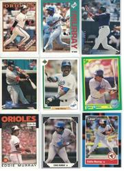 EDDIE MURRAY COLLECTION