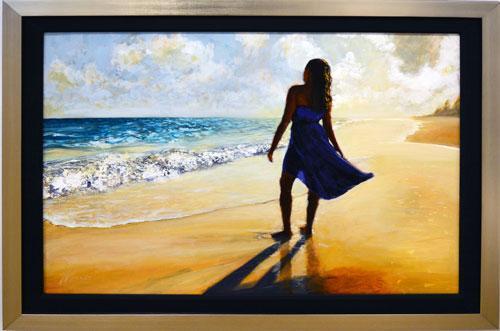Beautiful Shawn Mackey Original Acrylic