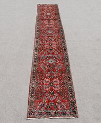Highly Detailed Floral Persian Malayer Runner 2.7x16.4