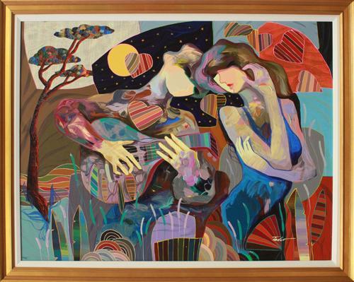 Dazzling piece  by Tadeo