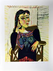 Collectible Limited Edition Pablo Picasso Color Giclee
