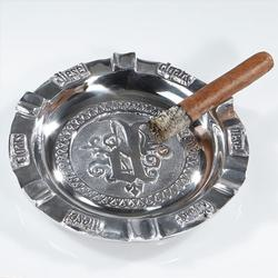 Diesel Pewter Ashtray