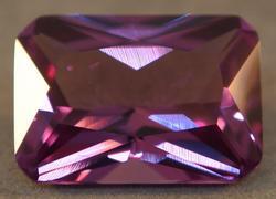Premium 8.62ct multi-color created Alexanderite