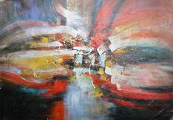 Gorgeous Abstract On Canvas